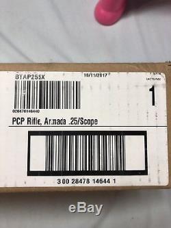 Benjamin Armada PCP Air Rifle Combo M-LOK Modular Accessory System 0.25 cal