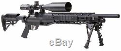 Benjamin Armada PCP Powered Multi-shot Bolt Action Hunting Air Rifle With M-lok