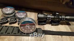 Benjamin Armada Special MAGPUL Edition PCP Multishot Air Rifle Bundle