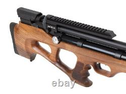 Benjamin BPA22W Akela. 22 Caliber PCP Walnut Stock Air Rifle