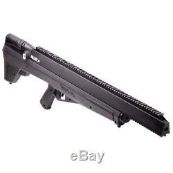 Benjamin BPBD3S Bulldog. 357 PCP 800 Big Game Air Rifle Ambidextrous