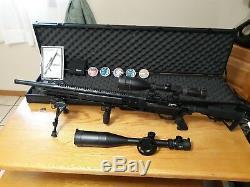 Benjamin Benjamin Armada PCP Air Rifle Combo + MANY EXTRAS