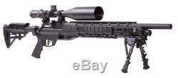 Benjamin Benjamin Armada PCP Air Rifle Combo with additional green laser