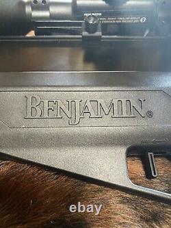 Benjamin Bulldog PCP, Hatsan Volt Compressor, ATN X-sight 4K Pro Custom Bundle