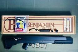 Benjamin Bulldog Pcp Air Rifle