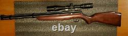 Benjamin Discovery PCP Air Rifle. 22 with Scope