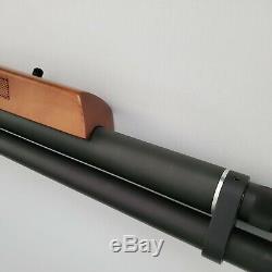 Benjamin Marauder. 22 Caliber Hardwood Wood Stock PCP Air Rifle(New without box)