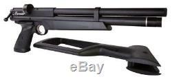 Benjamin Marauder. 22 PCP Air Pistol with Detachable Stock