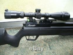Benjamin Marauder. 22 cal PCP Rifle With Scope and many extras LOOK