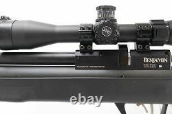 Benjamin Marauder BP 2564.25 Caliber PCP Air Rifle Sightron Scope