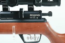 Benjamin Marauder BP2264.22 Caliber PCP Air Rifle Aim Sports Scope