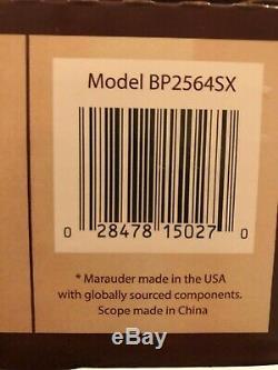 Benjamin Marauder BP2564S PCP Air Rifle WITH Scope