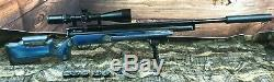Benjamin Marauder Mrod 25Cal PCP Air Rifle withAEON 10-40x56 Scope, Excellent