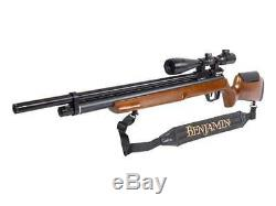 Benjamin Marauder Mrod Air Rifle Combo 0.25 cal PCP Repeater