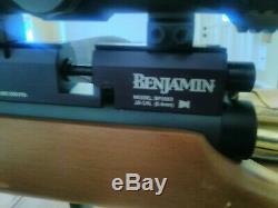 Benjamin Marauder PCP 0.25 cal Precharged Pneumatic