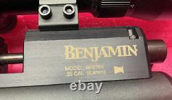 Benjamin Marauder PCP. 25 Cal Air Rifle - With Scope Pump Pellets Nice