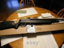 Benjamin Marauder PCP Air Rifle. 22 Caliber Synthetic Stock With Adjustable Comb