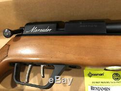 Benjamin Marauder Rifle Wood Stock (. 22) PCP Air Rifle