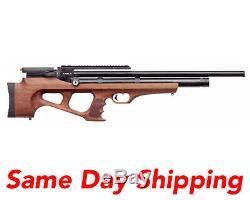 Benjamin Sheridan Akela. 22 PCP 12 Round Rifle Turkish Walnut Stock BPA22W