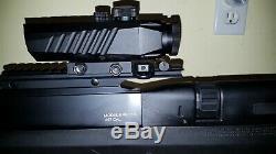 Benjamin Sheridan BPBD3S Bulldog. 357 PCP Air Rifle 800 fps Big Game Air Rifle
