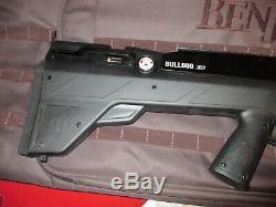 Benjamin Sheridan BPBD3S Bulldog. 357 PCP Air Rifle WITH 4X16X50 SCOPE & EXTRAS