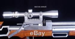 Big Bore (. 357) Hand built PCP custom air rifle