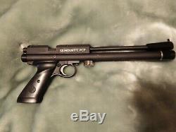 Crosman 1701P. 177 Cal PCP Pistol