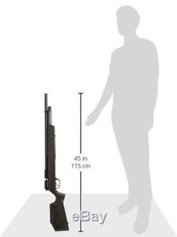 Crosman Benjamin Marauder PCP. 25 Air Gun Rifle Synthetic Stock (excellent cond)