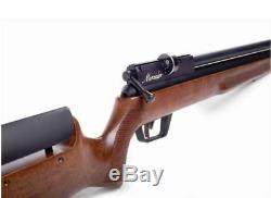Crosman Benjamin Marauder PCP Bolt Action Air Rifle, Hardwood Stock