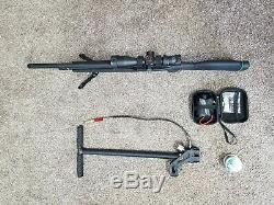 Custom Modded Fully Shrouded Gamo Urban. 22 PCP Ready To Shoot Kit