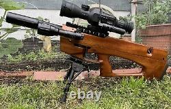 Customized Ataman BP17.22 PCP Bullpup Air Rifle