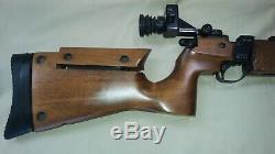 Cz Air Arms 200t(s200) 7.5 Joule. 177/4.5 Target Pcp