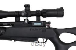 Daystate Air Wolf Tactical Pcp Air Rifle  25 Cal With Scope