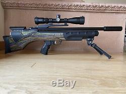 Daystate Pulsar. 177 PCP Air Rifle