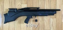 Daystate Pulsar. 25 Caliber Synthetic Compact Bullpup PCP Airgun Air Gun