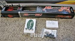 Dragon Claw 50cal PCP Air Rifle with TruGlo scope and 6 new air bolts, plus acs
