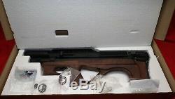 EdGun Lelya 2.0.25 Cal. PCP Air Air Rifle MINT