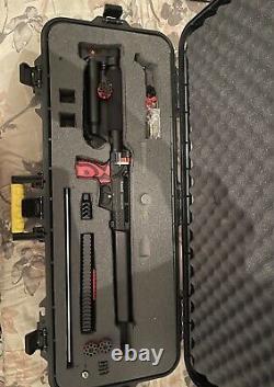 Edgun Leshiy 2 pcp air rifle. 22 semi