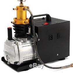 Electric High Pressure Pump 30MPa Air Compressor System Rifle PCP Air Gun New