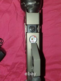 Evanix 480 GTL Semiauto Pcp with accessories