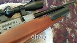 Evanix CONQUEST. 25 caliber (with Full Auto) Select Fire PCP Air Rifle Pellet Gun