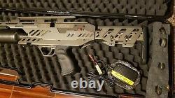Evanix GTK 480 (NEW) Full or Semi Auto PCP Air Rifle Pellet Gun