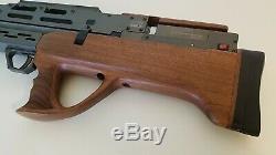 Evanix MAX. 22 (Full Auto / Select Fire) PCP Air Rifle (Bullpup Pellet Gun)