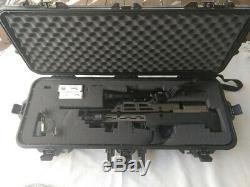 Evanix MAX 357 9mm semiautomatic PCP big bore Airgun RARE NEW Condition