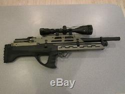 Evanix Max-ML Bullpup PCP AIR RIFLE. 357 / 9mm