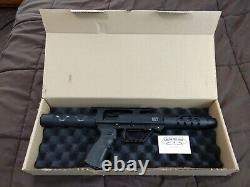 Evanix Rex P. 50 Cal PCP Air Rifle & 3 Unopened Boxs of Ammo EXCELLENT condition