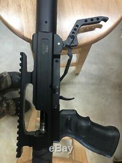 Evanix Rex Pcp 35 Caliber Air Rifle