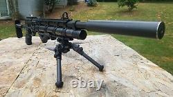 Evanix Sniper K. 22 caliber PCP Air Rifle High Powered Pellet Gun