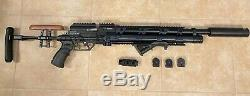 Evanix Tactical Sniper Carbine. 22 cal PCP Air Rifle