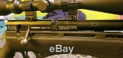 FULLY TUNED, LOTS OF ACCESSORIES Umarex Gauntlet PCP. 22 Caliber Air Rifle